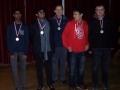 Wilson's Silver Medallists Team Blitz