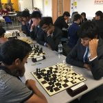 Team Chess Challenge at Wilson's School